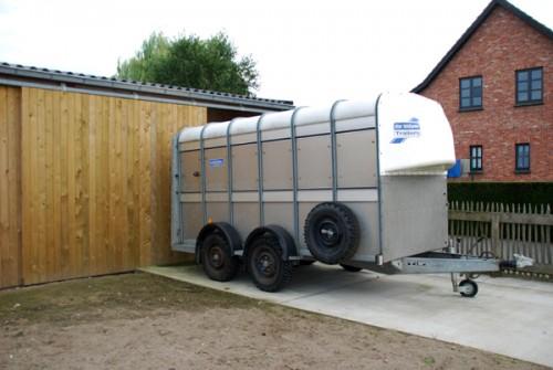 C trailer c 600